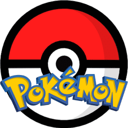 pokemon logo by aba