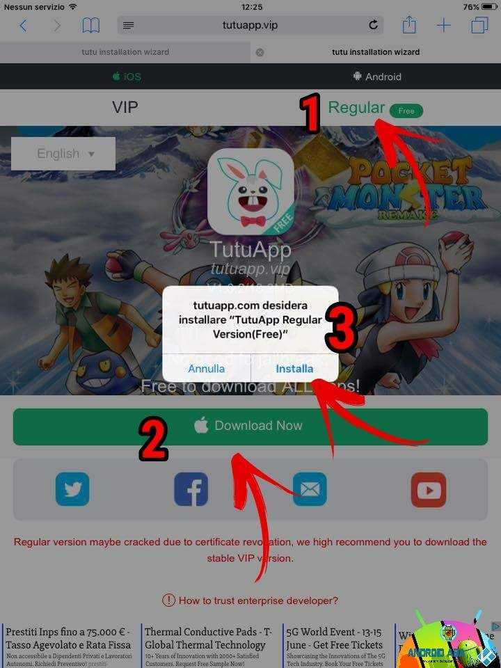 Come installare KODI 17 su iOS (NO Jailbreak NO PC
