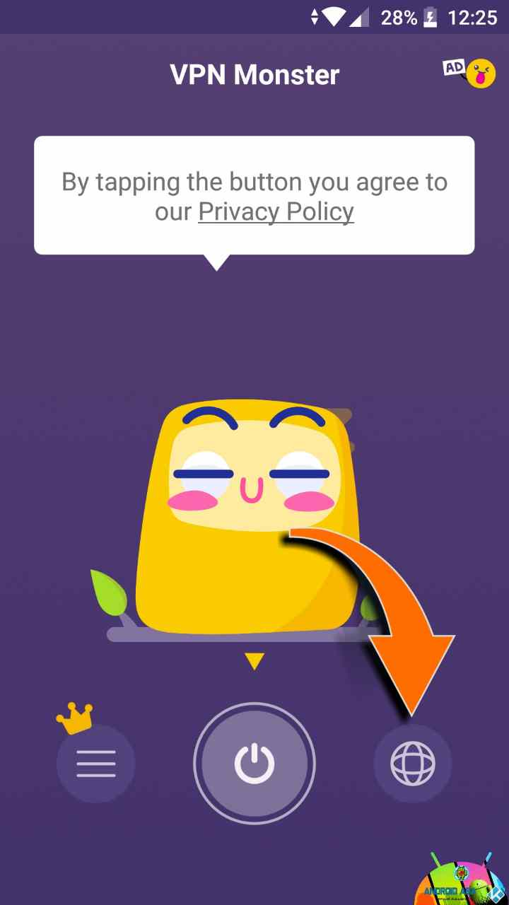 VPN Monster: free unlimited & security VPN proxy