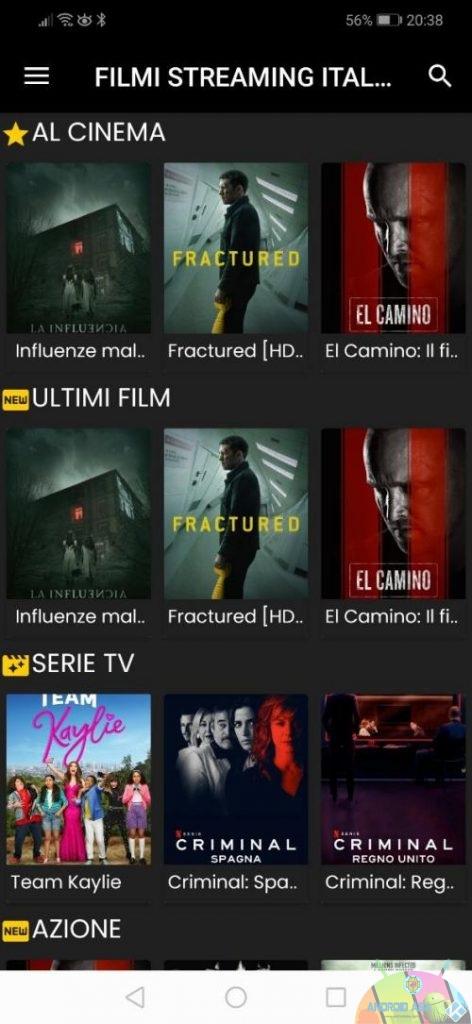 Filmi Streaming Italia film