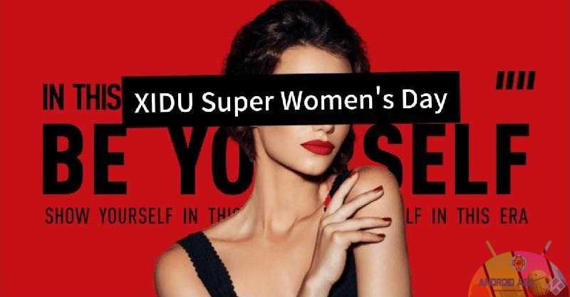 xidu woman day